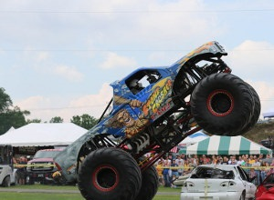 904 Happy Hour Article Sneak Preview Of Monster Jam