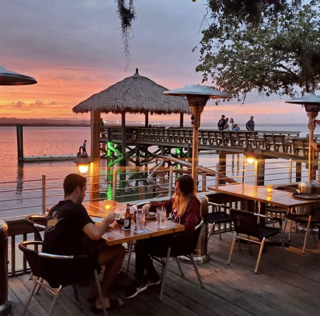 The Best Waterfront Dining in Jacksonville, Amelia Island and St ...