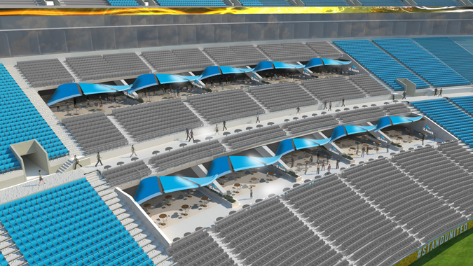 Club Renovations Coming To Jaguars Everbank Field