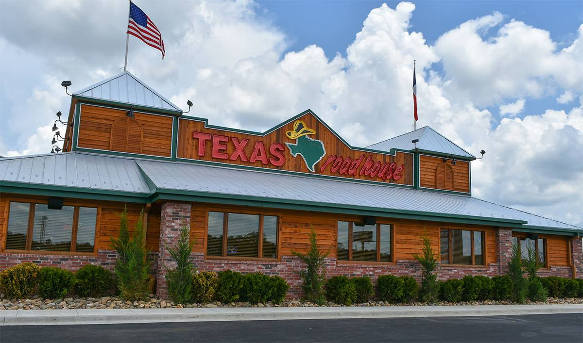 Texas Roadhouse Is A Full Service Casual Dining Restaurant Chain They Offer An Ortment Of Specially Seasoned And Aged Steaks Hand Cut Daily On The